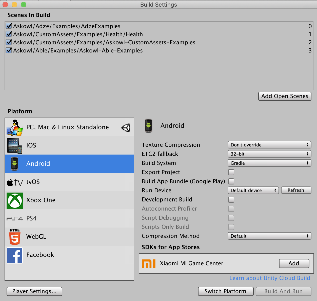 Askowl Decoupler for Unity3D   Unity-Documentation